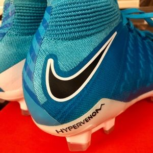 Nike Jr. Hypervenom Phantom III Soccer Cleat | NIB